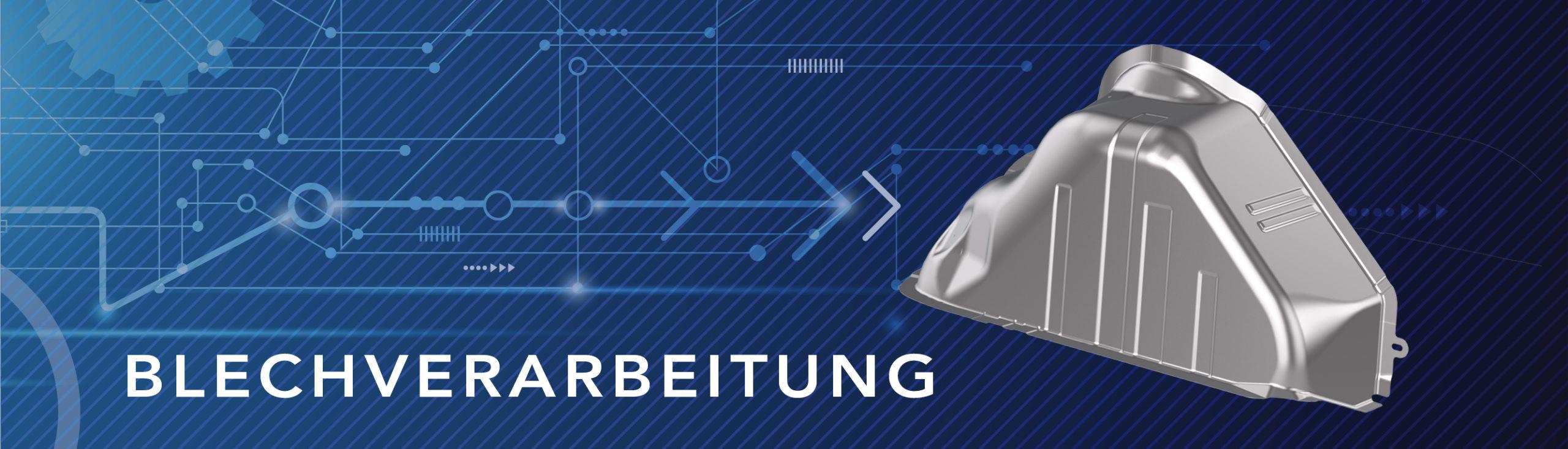 Blechverarbeitung - VNT Automotive